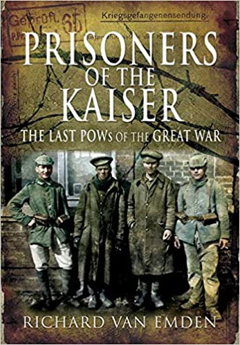 Prisoners of the Kaiser (The Last Pows of the Great War)