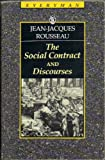 img - for The Social Contract and Discourses (Everyman) book / textbook / text book