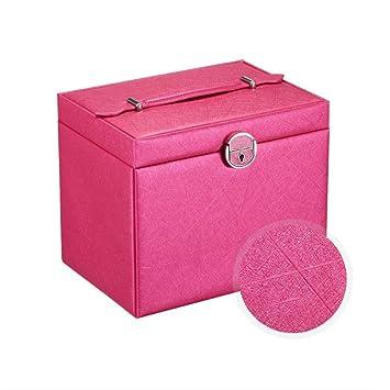 Dislpay Box Organizer Caja de joyería rectangular para ...