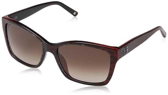 4f06f7fc162 Image Unavailable. Image not available for. Colour  Escada Women s SES307  Wayfarer Sunglasses