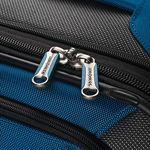Samsonite Aspire Xlite Softside Expandable Luggage with Spinner Wheels, Blue Dream, 2-Piece Set (20/25)