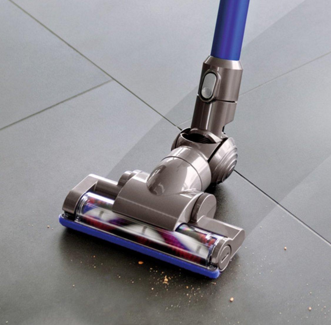 motorizada cepillo para alfombras y suelos Original Dyson para V6 ...