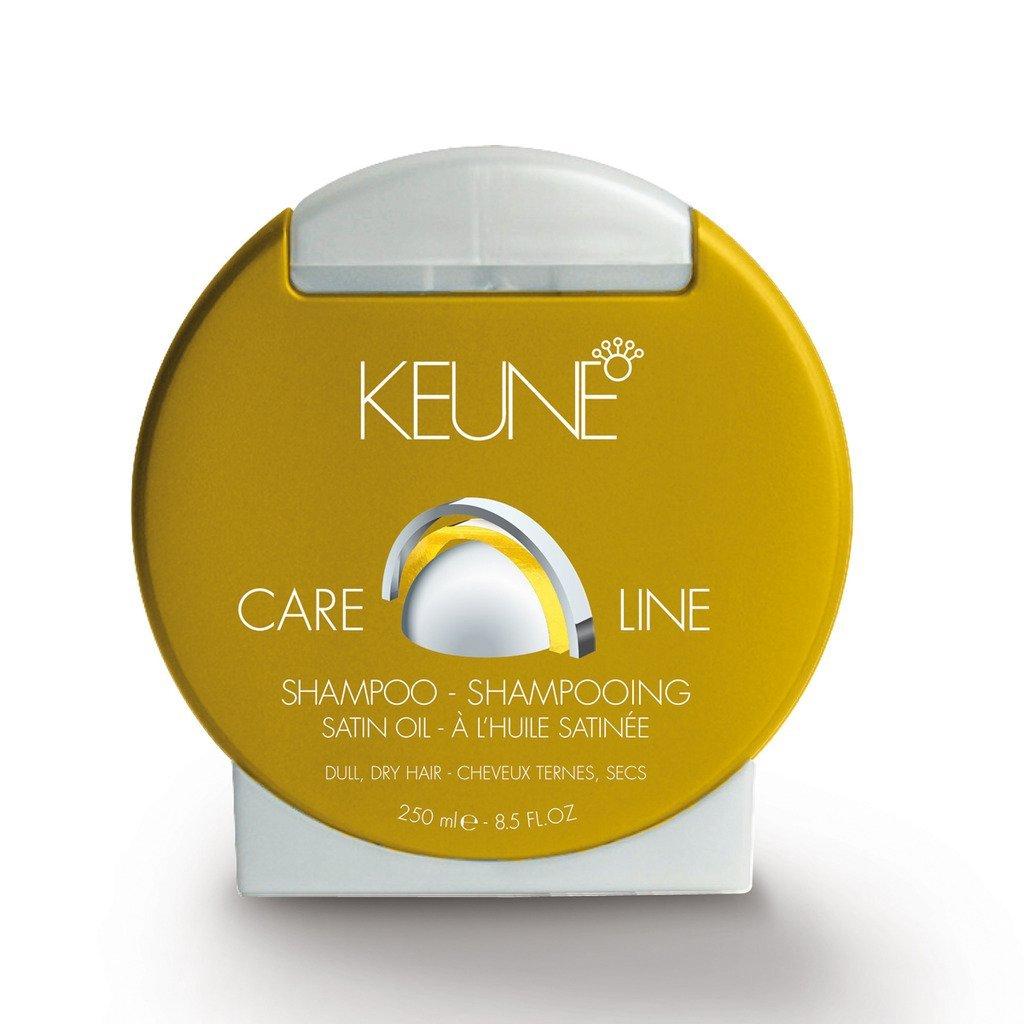 Keune Care Line Satin Oil Shampoo - 8.5 oz