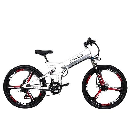 Bicicleta plegable electrica 26 pulgadas