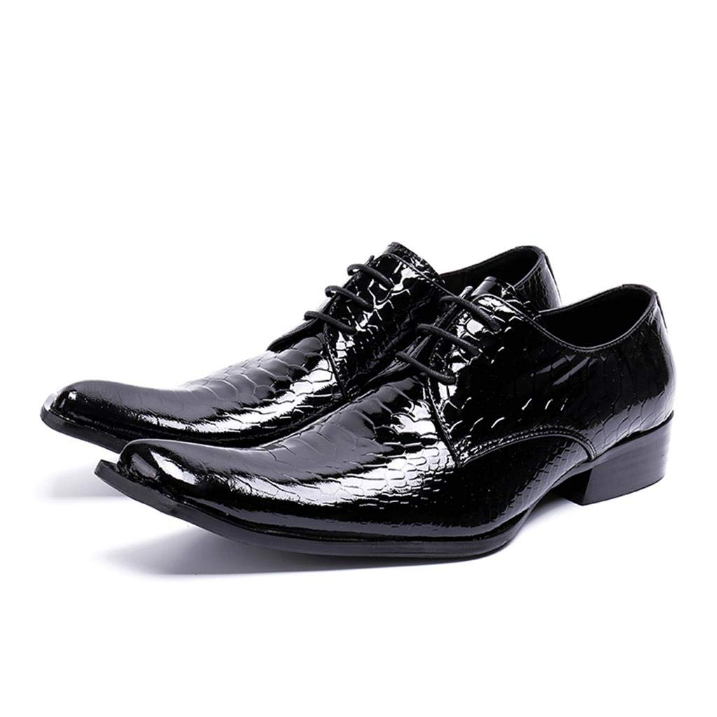 Mr.Zhang's Art Home Uomo scarpe Le Scarpe da da da Uomo a Punta Scarpe da Uomo di Moda Scarpe Casual KTV Sono Scarpe da Uomo 5517ee