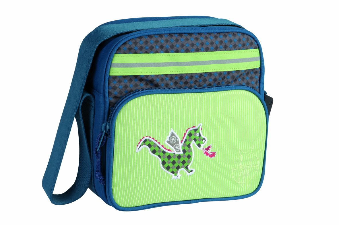 Lassig Mini Square Bag, Dragon