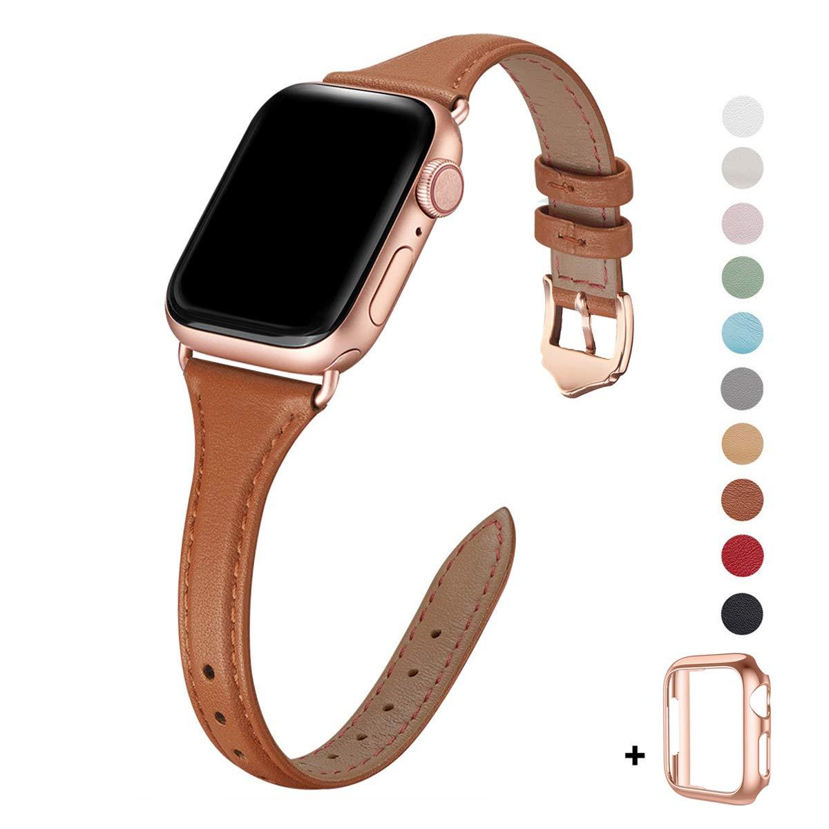 Malla Cuero para Apple Watch (42/44mm) WFEAGL [7W759B5L]