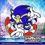 Sonic Adventures Vol.1/180gr/Bleu et Blanc