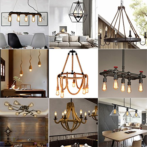 industrial hero style to make how projects a diy rustic chandelier for hemp project rope creativity