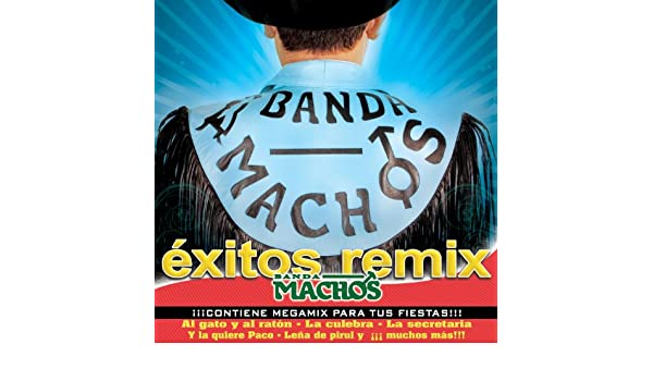 Al Gato Y Al Raton (Remix) by Banda Machos (W) on Amazon Music - Amazon.com