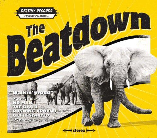 the Beatdown: Walkin' Proud (Audio CD)