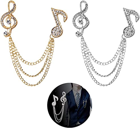 9 Styles 3D Broche Broche fashion métal bijoux accessoires Unisexe Charm Cadeau 1 pc