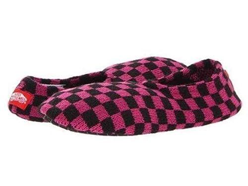 014382f64b4 Vans Women s Slippin Slippers Boysenberry Checkerboard Slipper S M   Amazon.ca  Shoes   Handbags