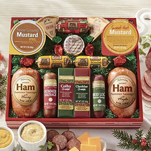 14 Country Favorites Food Gift from The Swiss Colony