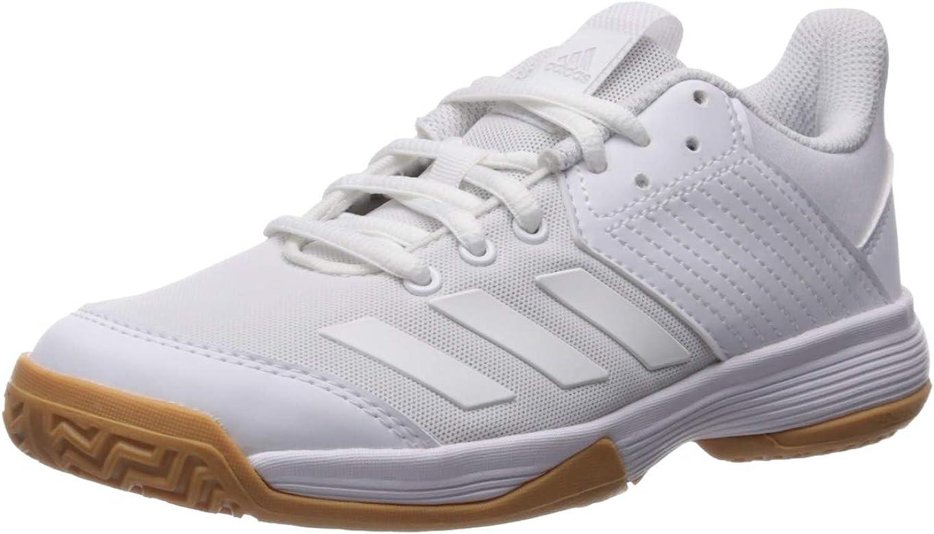 adidas Ligra 6 Volleyball Shoe, White