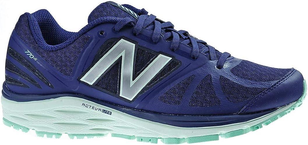 New Balance W770v5 Women's Running Shoes - 8 Blue: Amazon.co.uk ...