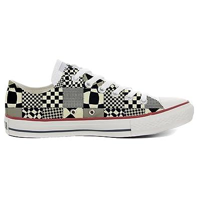 Converse Custom Slim personalisierte Schuhe (Handwerk Produkt) Network  34 EU