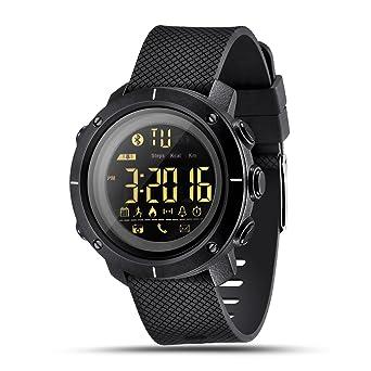 nicerio Bluetooth SmartWatch LF19 Reloj de natación con ...