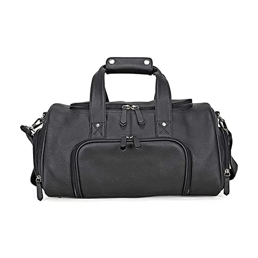 Amazon.com  ROYCE Lightweight Travel Duffel Bag Handcrafted in ... 67ae9a5baeb