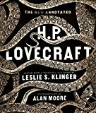 Front cover for the book The Annotated H.P. Lovecraft by H. P. Lovecraft
