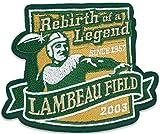 Green Bay Packers Lambeau Field Commemorative Patch
