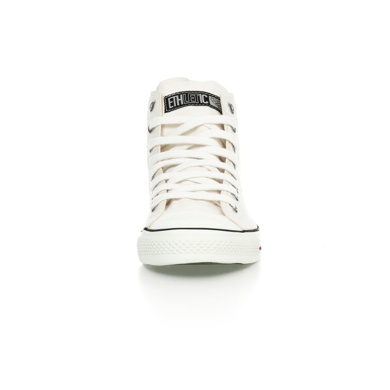 Ethletic Turnschuhe Vegan Hicut Classic - Farbe Just Weiß Weiß Weiß Weiß Aus Bio-Baumwolle 11bd87