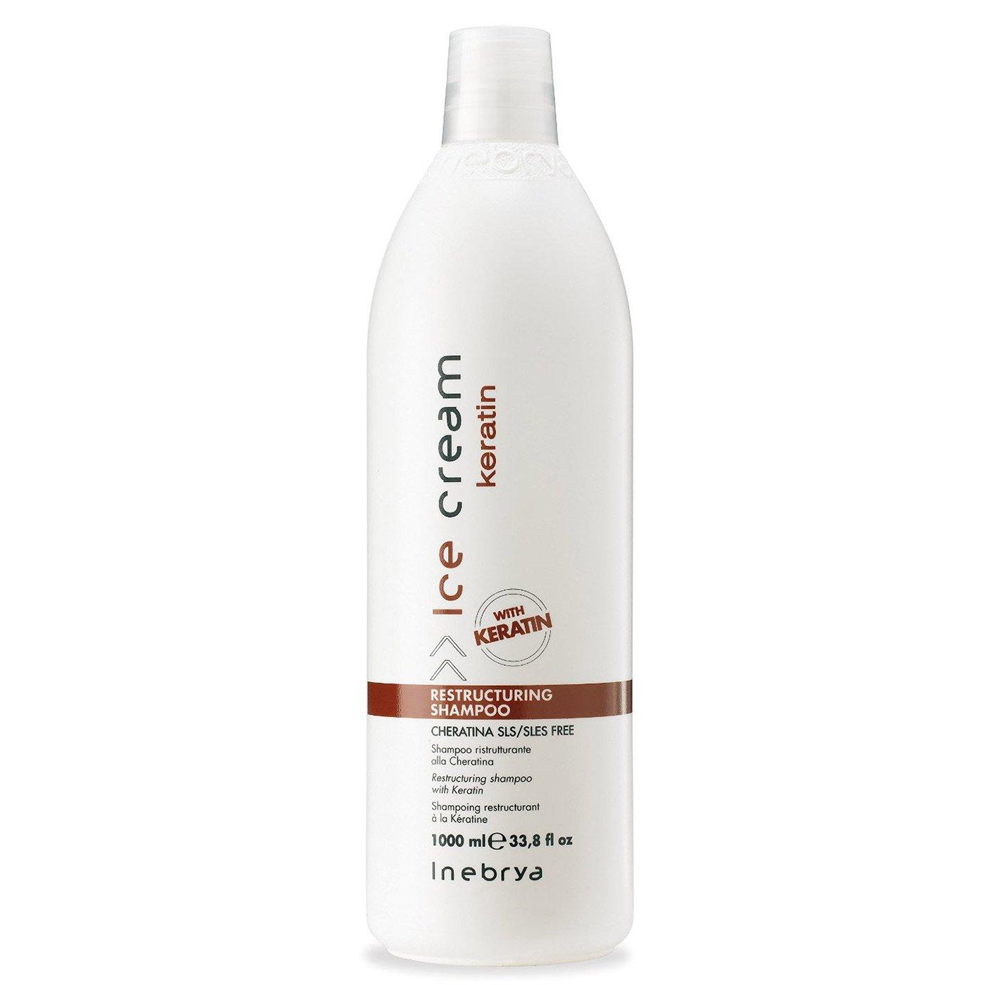 Amazon Ice Cream Keratin Restructuring Shampoo 33 8oz by