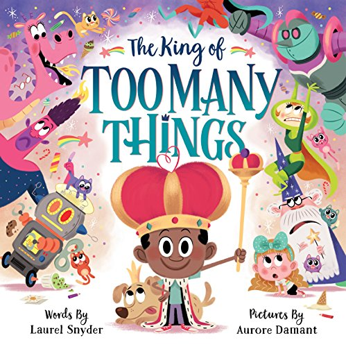 The King of Too Many Things -