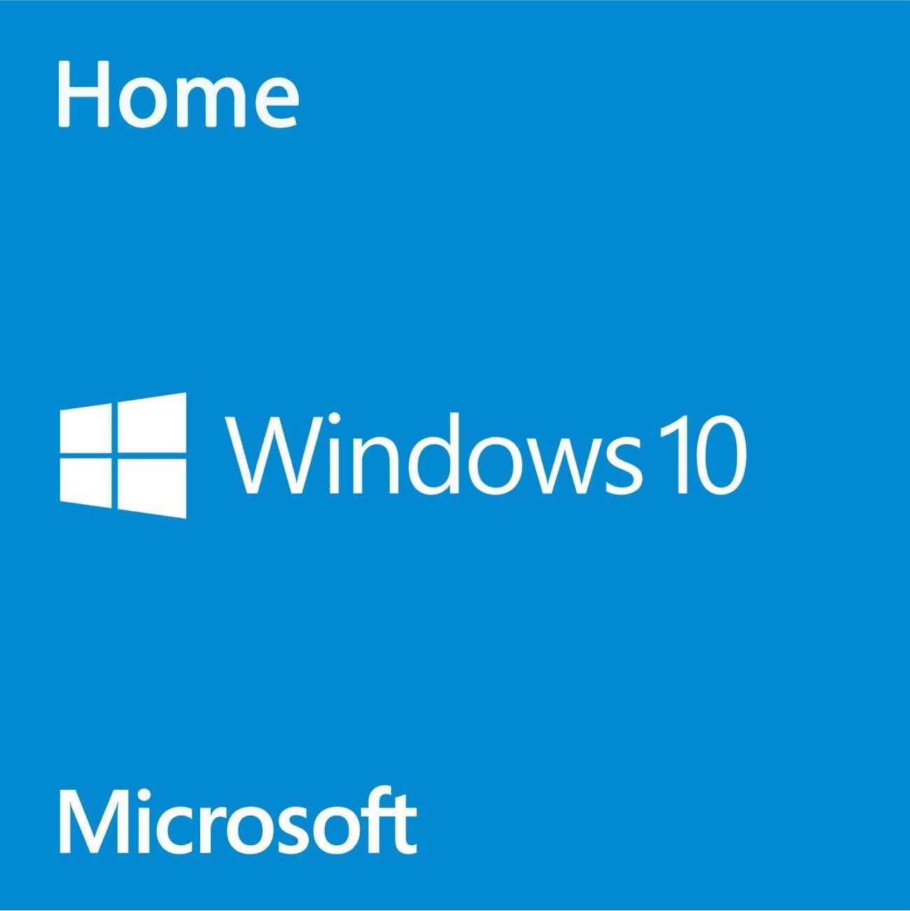 Windows 10 Home OEM - 64 Bit Version | USA - Lifetime