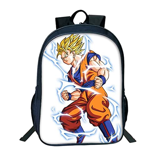 Multicolour Karactermania Dragon Ball Goku-Running HS Rucksack Mochila Tipo Casual 44 Centimeters 21