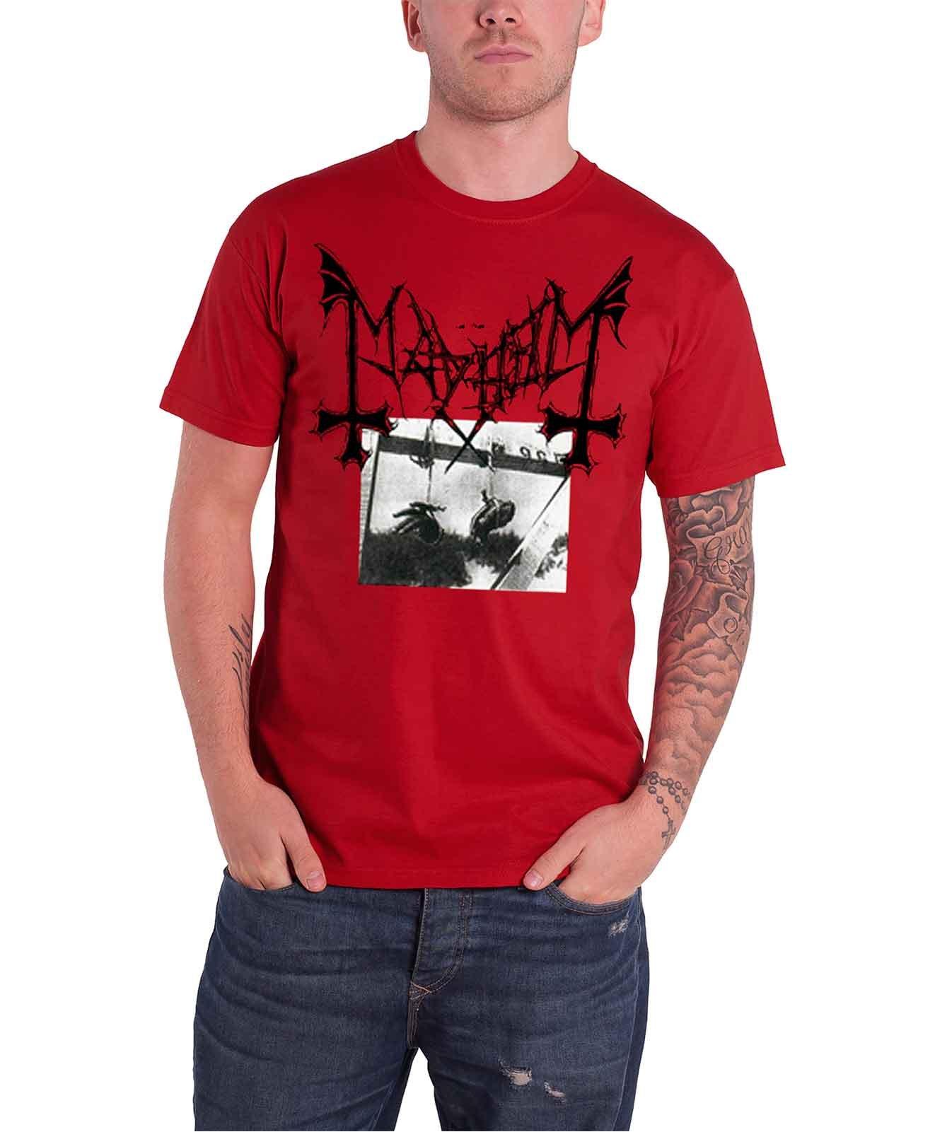 Mayhem Deathcrush S New T Shirt 5247