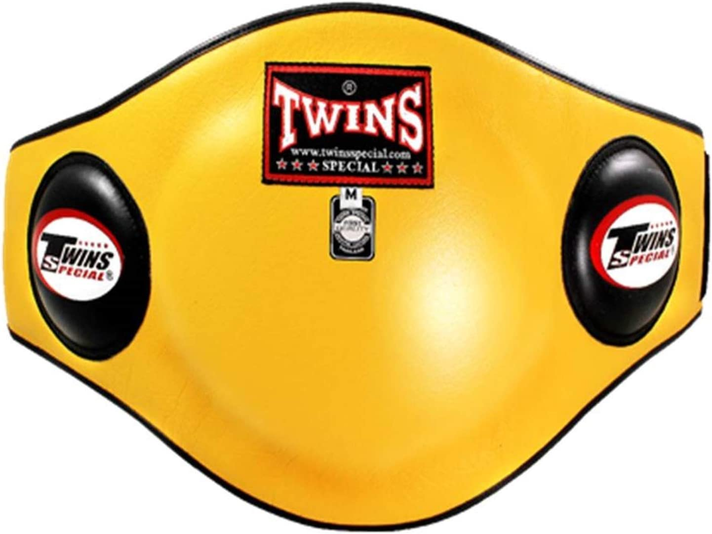 Twins Special Belly Pad Protector BEPL-2 Black S,M,L,XL Training MuayThai MMA K1