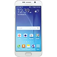 Samsung Galaxy S6 SM-G920V 32GB White Smartphone for Verizon (Certified Refurbished)