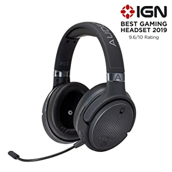 Amazon Com Audeze Mobius Premium 3d Gaming Headset With Surround Sound Head Tracking And Bluetooth Over Ear Gaming Headphones For Pcs Playstation 4 And Others Video Games