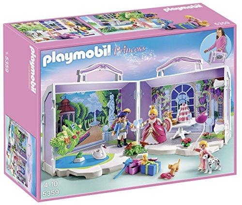 PLAYMOBIL Take Along Princess Birthday Play Set - Three Tiered Cat Tree