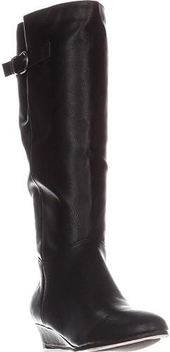 Womens Rainne Closed Toe Mid-Calf Fashion Boots Style /& Co