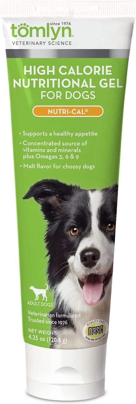 Nutri-Cal. Tom.lyn High-Calorie Dietary Dog Supplement, 4.25-oz Tube