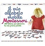 Il mio alfabeto mobile Montessori. 160 lettere per formare le mie prime parole