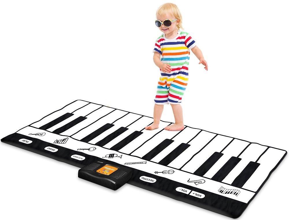 Keyboard Playmat 71 Quot 24 Keys Piano Play Mat Piano Mat