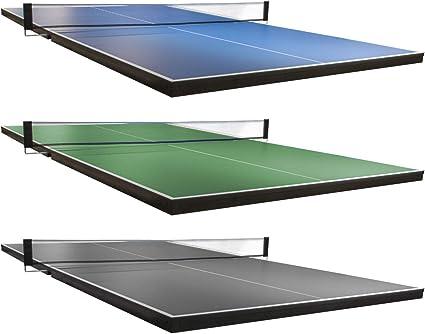 Martin Kilpatrick Ping Pong Table for Billiard Table   Conversion Table Tennis Game Table   Table Tennis Table w/ Warranty   Conversion Top for Pool Table Games   Table Top Games   Ping Pong Table Top...