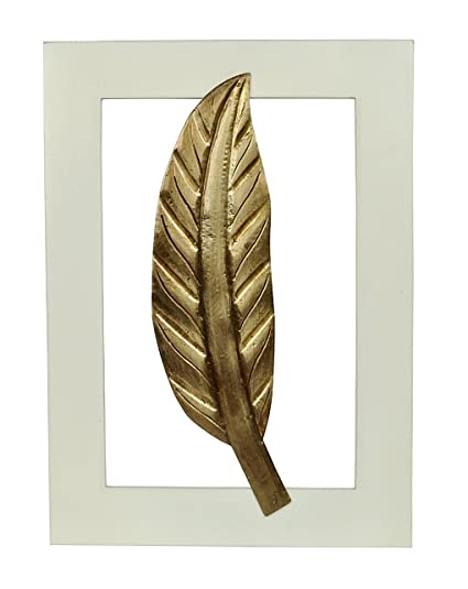 Amazoncom Lalhaveli Wooden Leaves Frames For Crafts Wooden Wall