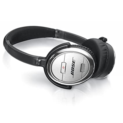 bcaec1f5b2c Bose QuietComfort 3 Acoustic Noise Cancelling Headphones (Discontinued by  Manufacturer)