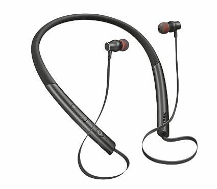 Trust Urban Kolla - Juego de Auriculares inalámbricos con Bluetooth, Color Negro