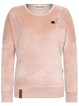 Naketano Damen Sweater Küchentisch Sweater