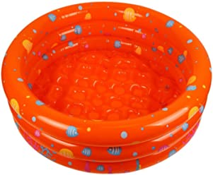 DATEWORK Inflatable Baby Toodler Swim Ocean Ball Pool 80cm Round Garden  Party 5a3aaa10a