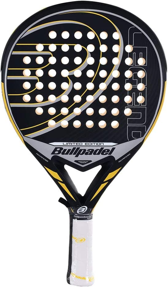 Pala De Padel Bullpadel Legend 1,0 2019: Amazon.es: Deportes y ...