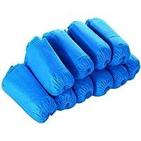 Schoenhoes Verwijderbaar, Stofdicht Anti-slip Hoesje Dikke Slijtvaste Non-woven 200 Pack Vloerbeschermende Mouw