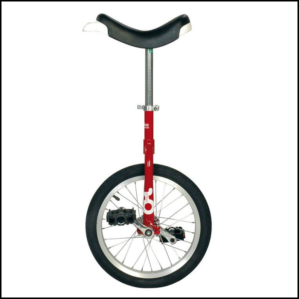 "OnlyOne Einrad 16"" Alufelge rot Fahrrad   Unicycle"