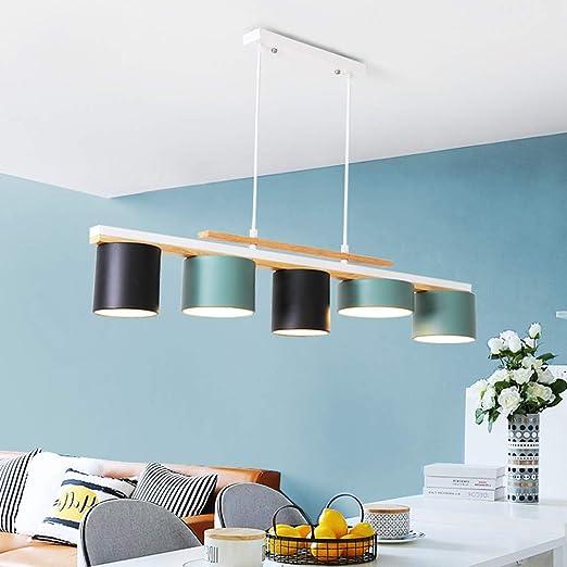 Moderno Macaron Diseñador LLEVÓ la luz de la mesa de comedor ...