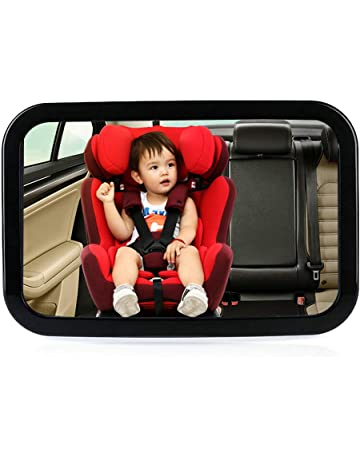 Int/érieur de voiture R/étroviseur Auto Safety Easy View Si/ège arri/ère Miroir r/églable B/éb/é face /à la vue arri/ère Acrylique Accessoires de voiture